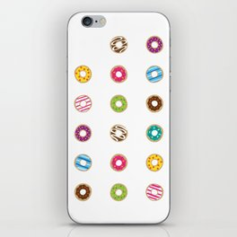 Donut Love iPhone Skin