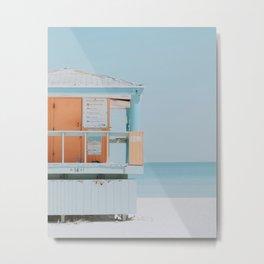 Santa Monica / California Metal Print