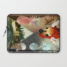 Fawn Over Pineapples Laptop Sleeve