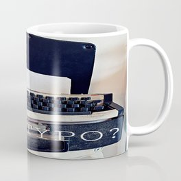 Typo? Coffee Mug