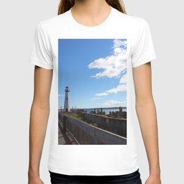 Wawatam Lighthouse T-shirt