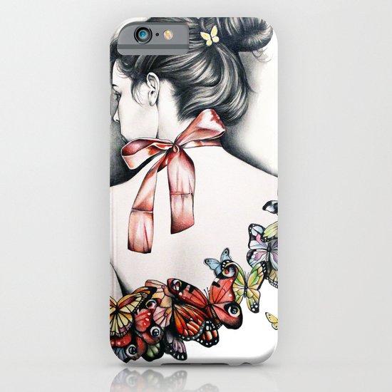 L'effet papillon iPhone & iPod Case