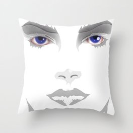 Late night? Throw Pillow