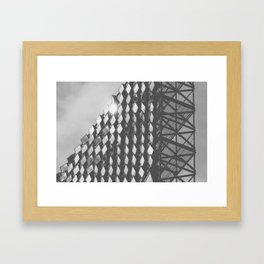 Build It And They Will Come Framed Art Print