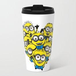 minion love... Travel Mug