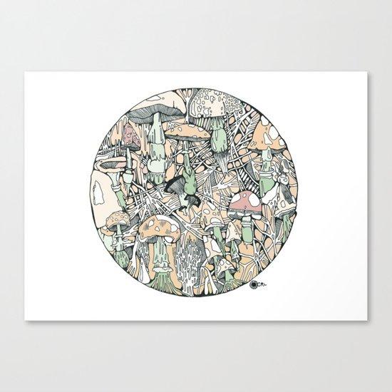 mushaboom Canvas Print