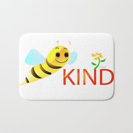 """Be Kind"" Bath Mat"