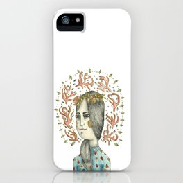 Juggling the Self iPhone Case