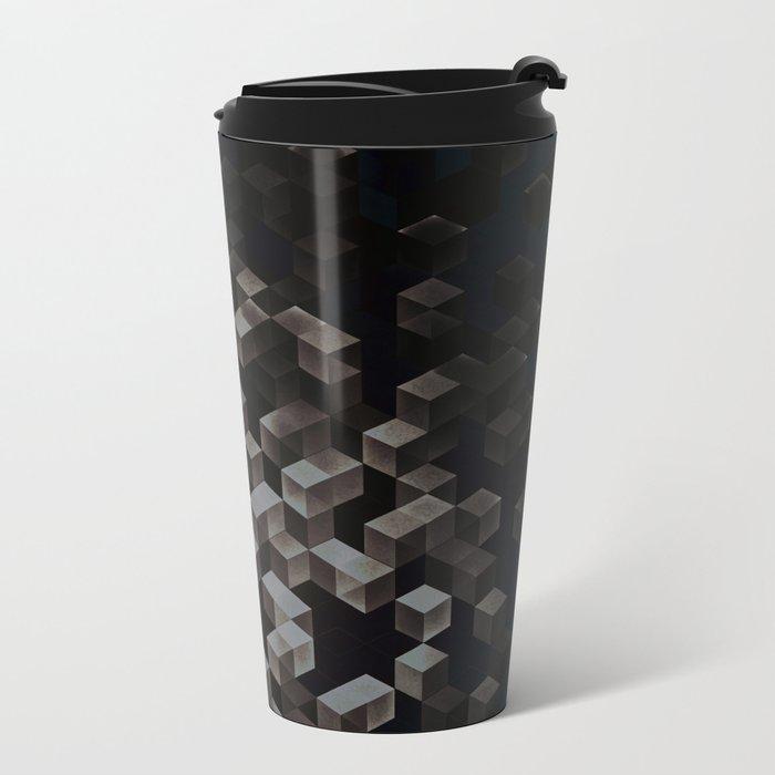 cwwb dyn gyn Metal Travel Mug