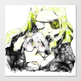 Marie and Stein Canvas Print