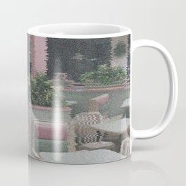F O O O D ~ C O U R T Coffee Mug