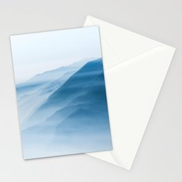 Moodie blue mountains Stationery Cards