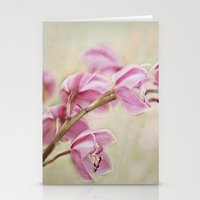 grace Stationery Cards featuring Grace by Kim Bajorek