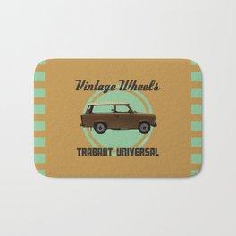 Vintage Wheels: Trabant 601 Universal Bath Mat