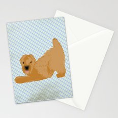 Wheaten Terrier Dog Stationery Cards