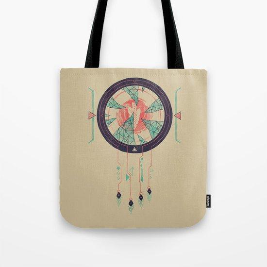Digital Catcher Tote Bag