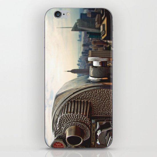 Such Great Heights iPhone & iPod Skin