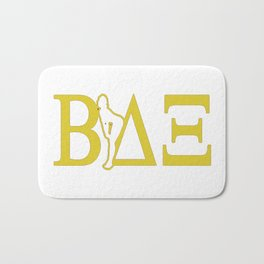 Beta Delta Xi - American Pie Bath Mat