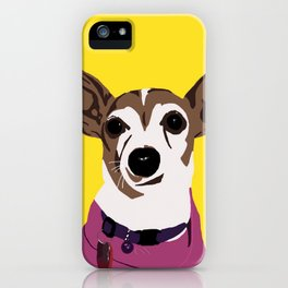 Poppy the Jack iPhone Case