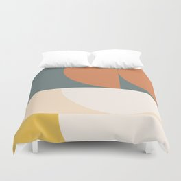 Abstract Geometric 02 Duvet Cover