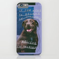 dog knows best iPhone 6s Slim Case