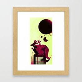 Arumajiro no Kompanion Framed Art Print