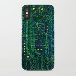Tao Hacker iPhone Case