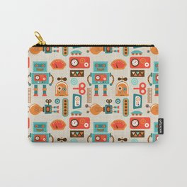 Funky Robot Carry-All Pouch