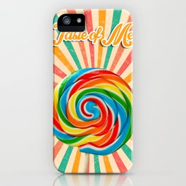 Retro iPhone candy case iPhone Case