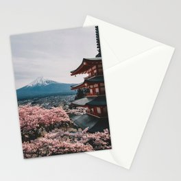 Sakura Stationery Cards