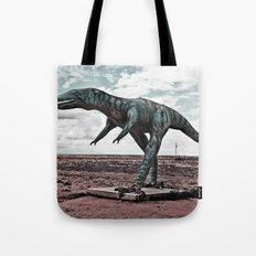 Dino Tote Bag