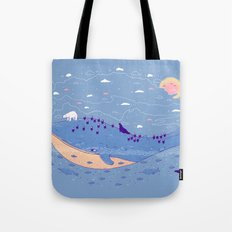 It would of been different Tote Bag