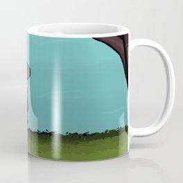 Gone Fishin Coffee Mug