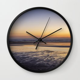 The Queen of Light Taking Her Bow Wall Clock
