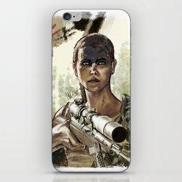 Furiosa - Mad Max iPhone Skin
