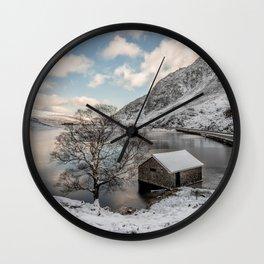 A Cold Start Wall Clock