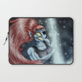 Undyne of the Royal Guard  Laptop Sleeve