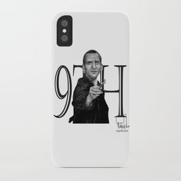9th Doctor iPhone Case