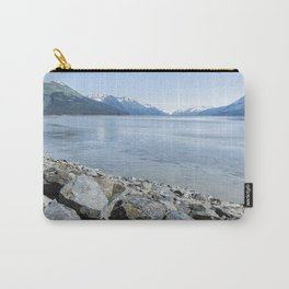 Along the Turnagain Arm, No. 2 Carry-All Pouch