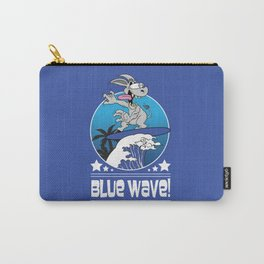 Democrat Donkey Blue Wave 2018 Midterm Voters Carry-All Pouch