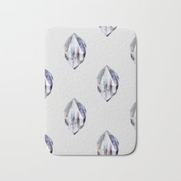 fluo (pattern) Bath Mat
