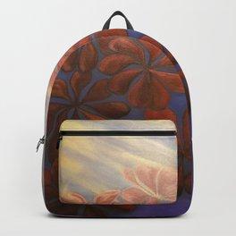 Geranium Bee Backpack