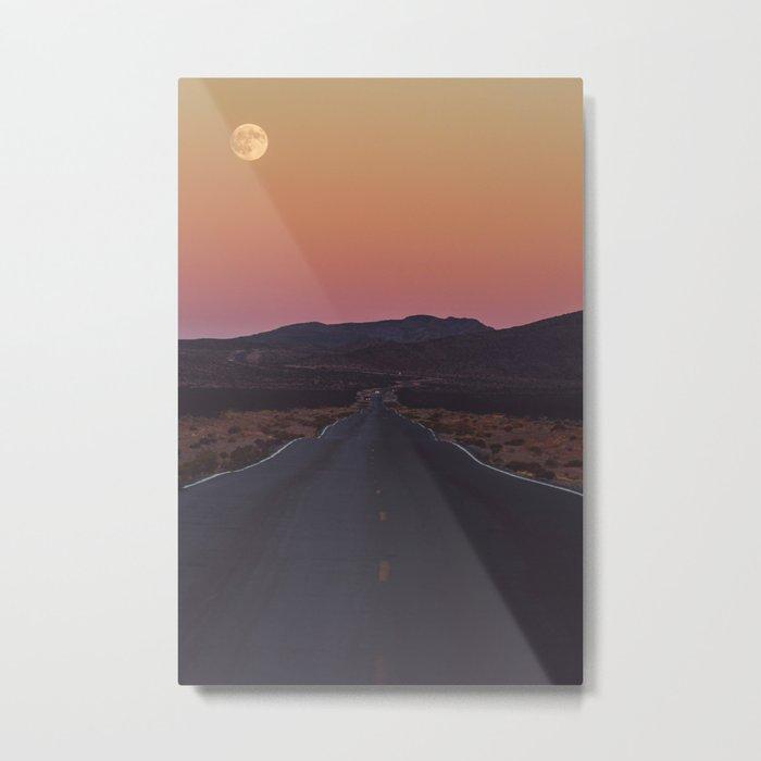 Full Moon Fever Metal Print