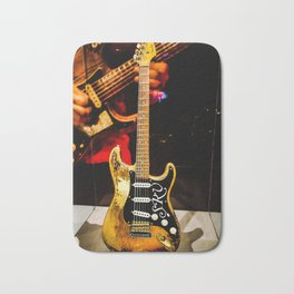 Stevie Ray Vaughan - #1 Guitar Bath Mat