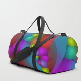 3D abstraction -14- Duffle Bag