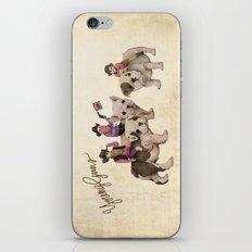 Young Guns iPhone & iPod Skin