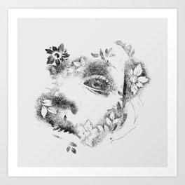 Lysergic Bliss Art Print