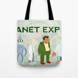 Planet Express Tote Bag