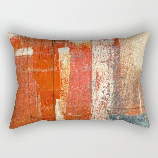 Il Clandestino II Rectangular Pillow