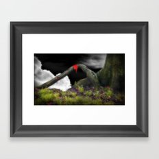The Magic Of Nature Framed Art Print